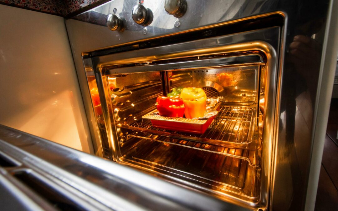 Cleaning Your Convectional Commercial Oven